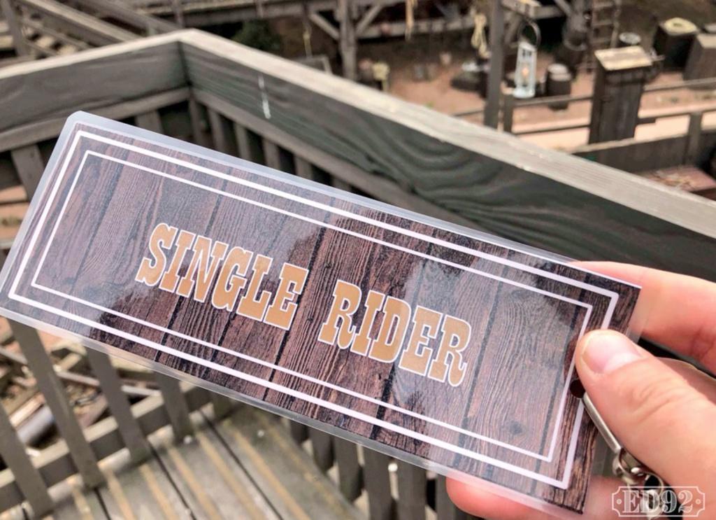 Single Rider en test à Big Thunder Mountain  Captur16