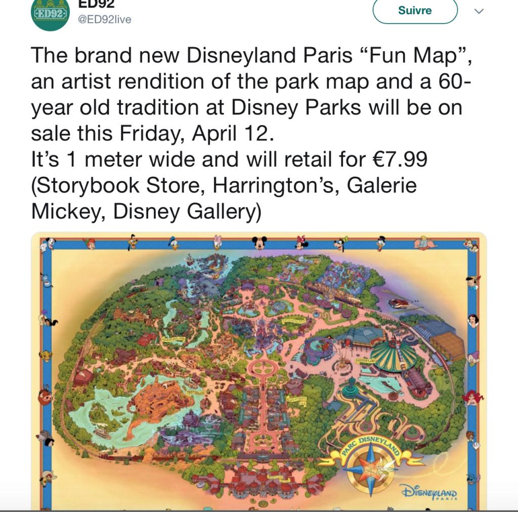 Nouvelle 'Fun Map' de DLP en vente dès le 12 avril Captur21