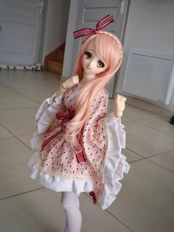 [DDS DDH08 + SQ LAB] Yukikono dollfie ❤️  22347b10