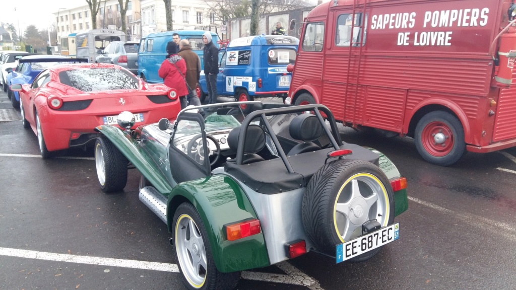 Car&Coffee Epernay Dimanche 16 Décembre 2018 00912