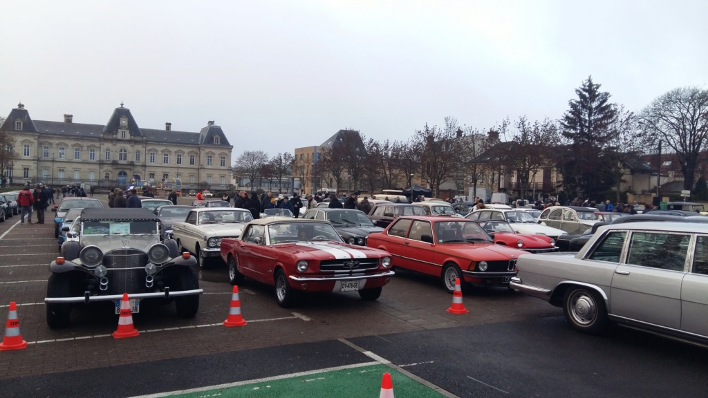 Car&Coffee Epernay Dimanche 16 Décembre 2018 01411