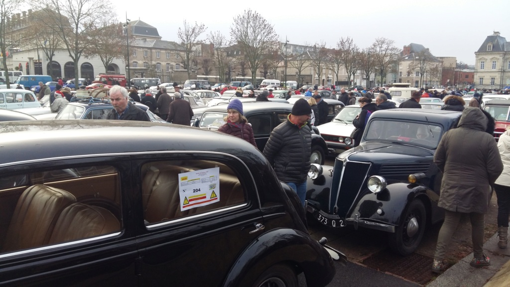Car&Coffee Epernay Dimanche 16 Décembre 2018 01712