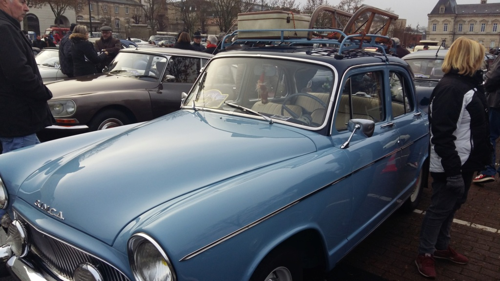 Car&Coffee Epernay Dimanche 16 Décembre 2018 01810