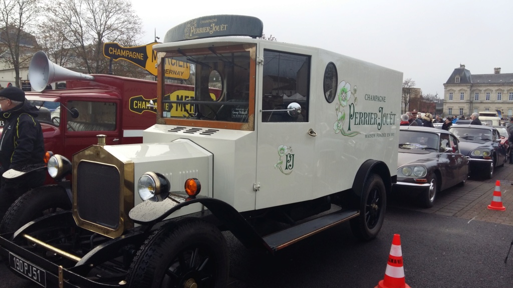 Car&Coffee Epernay Dimanche 16 Décembre 2018 01910