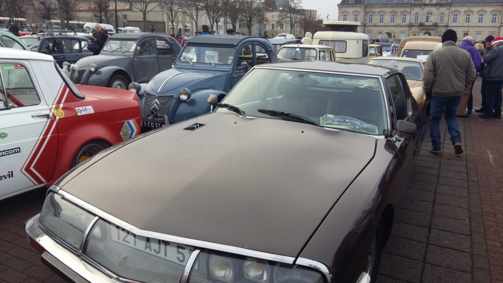 Car&Coffee Epernay Dimanche 16 Décembre 2018 02310