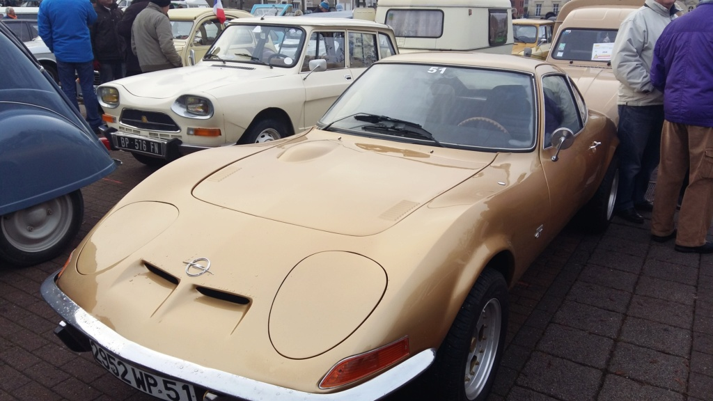 Car&Coffee Epernay Dimanche 16 Décembre 2018 02411
