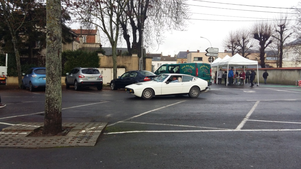 Car&Coffee Epernay Dimanche 16 Décembre 2018 02610