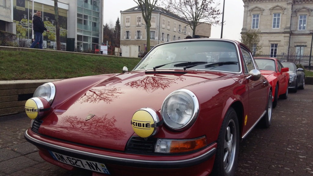 Car&Coffee Epernay Dimanche 16 Décembre 2018 03010