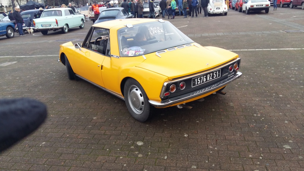 Car&Coffee Epernay Dimanche 16 Décembre 2018 03310