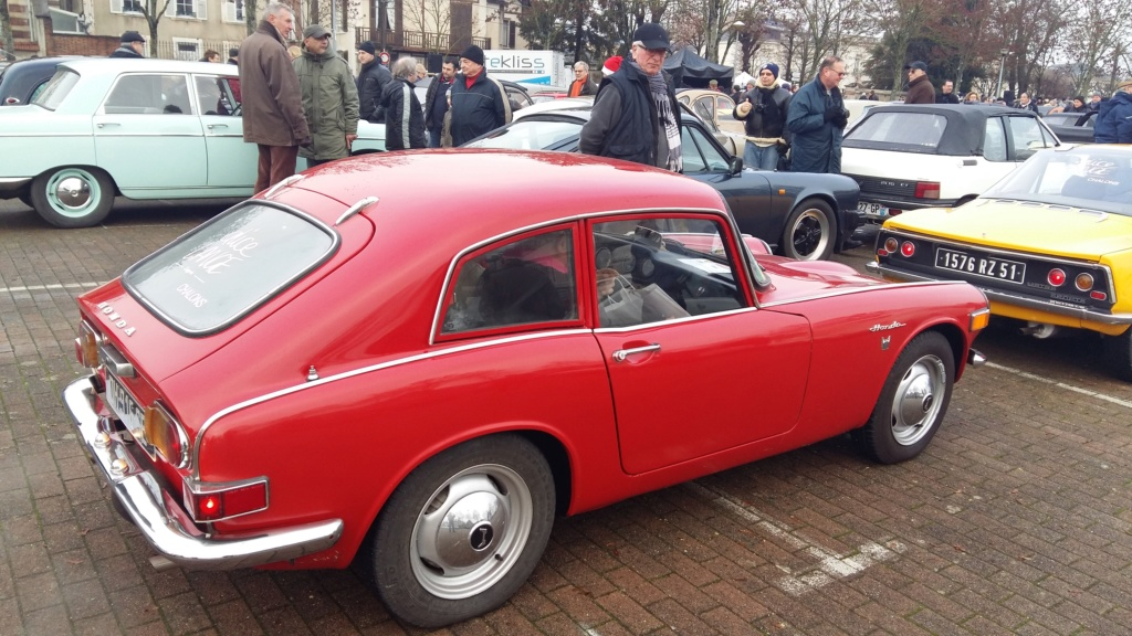 Car&Coffee Epernay Dimanche 16 Décembre 2018 03413