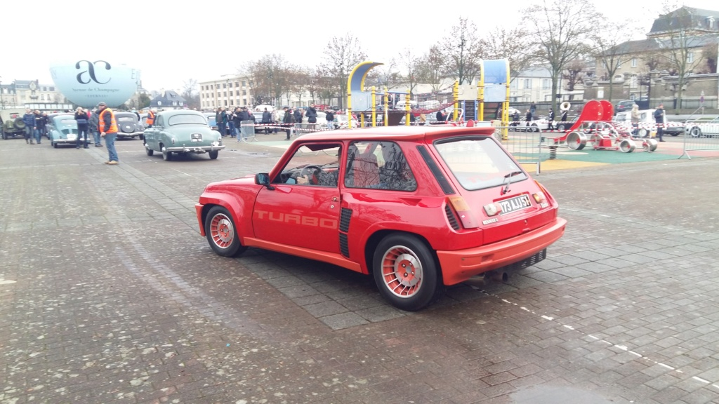 Car&Coffee Epernay Dimanche 16 Décembre 2018 04510
