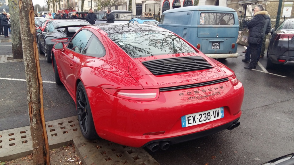 Car&Coffee Epernay Dimanche 16 Décembre 2018 04811