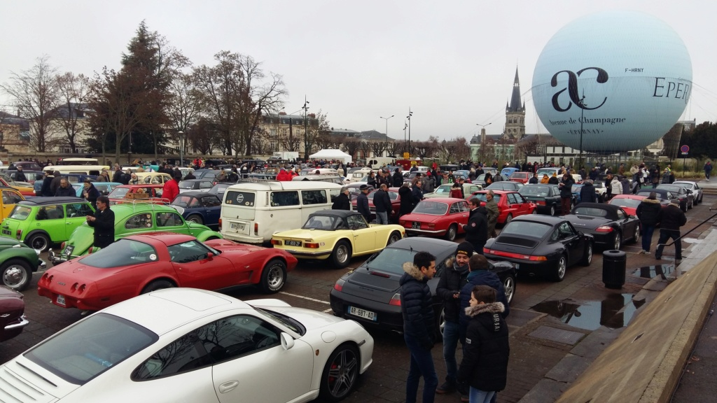Car&Coffee Epernay Dimanche 16 Décembre 2018 05310