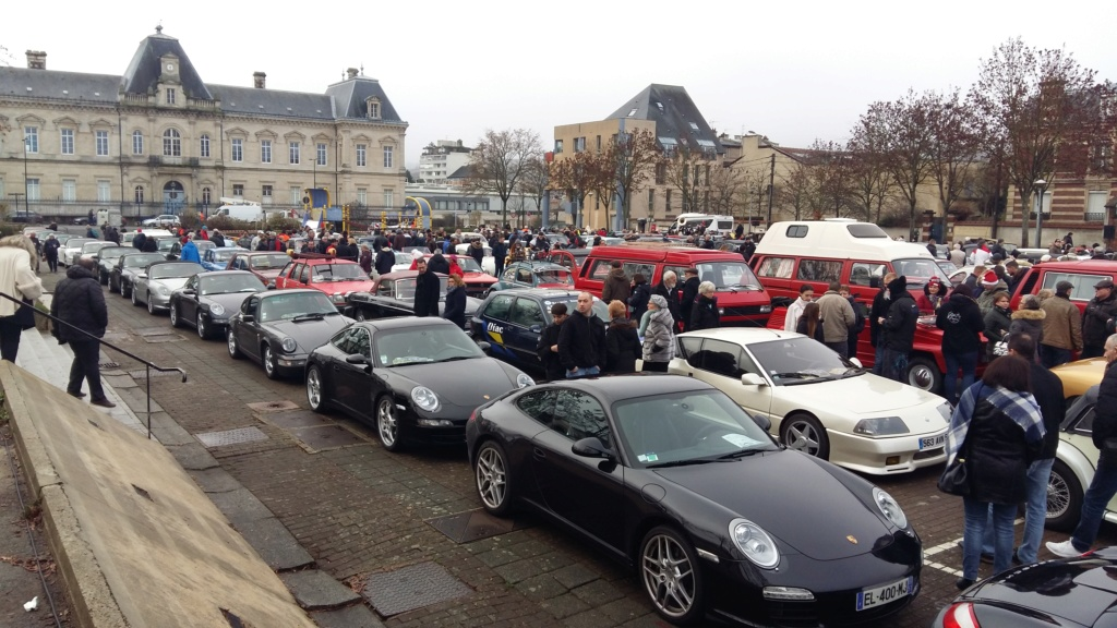 Car&Coffee Epernay Dimanche 16 Décembre 2018 05511