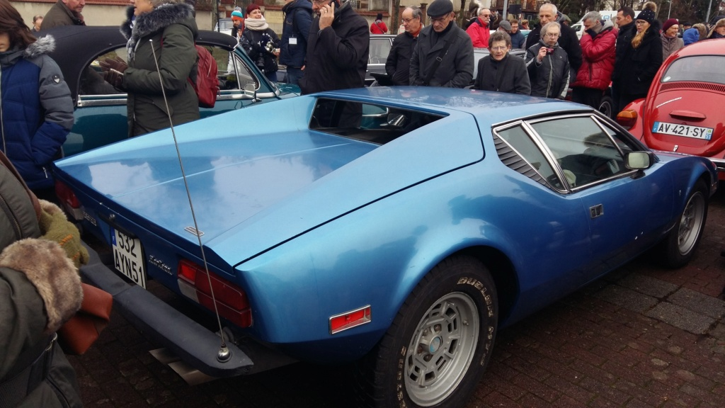 Car&Coffee Epernay Dimanche 16 Décembre 2018 06210