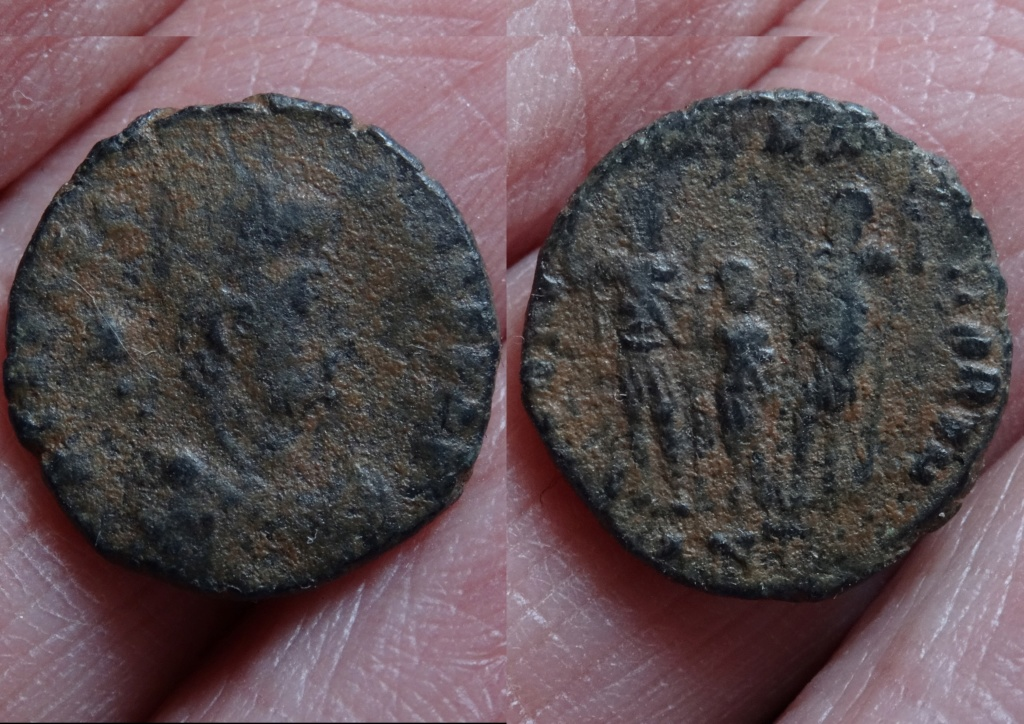ID Theodisus - Antioche RIC. 155 15510