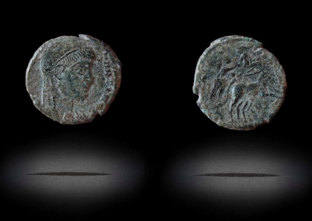 Constantin I divinisé - Suite et fin. 42leub10