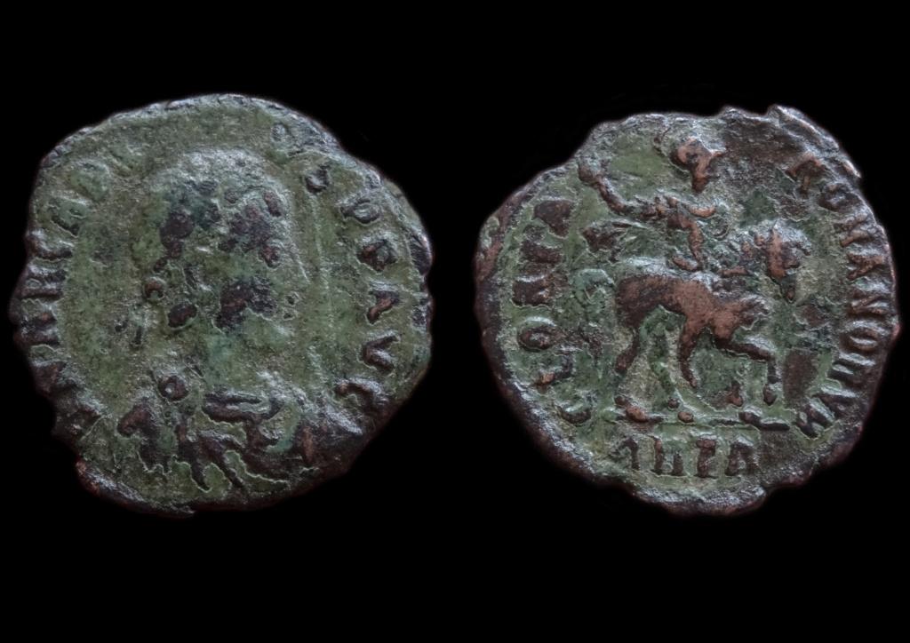 2 petites monnaies reçues cette semaine Arca6910