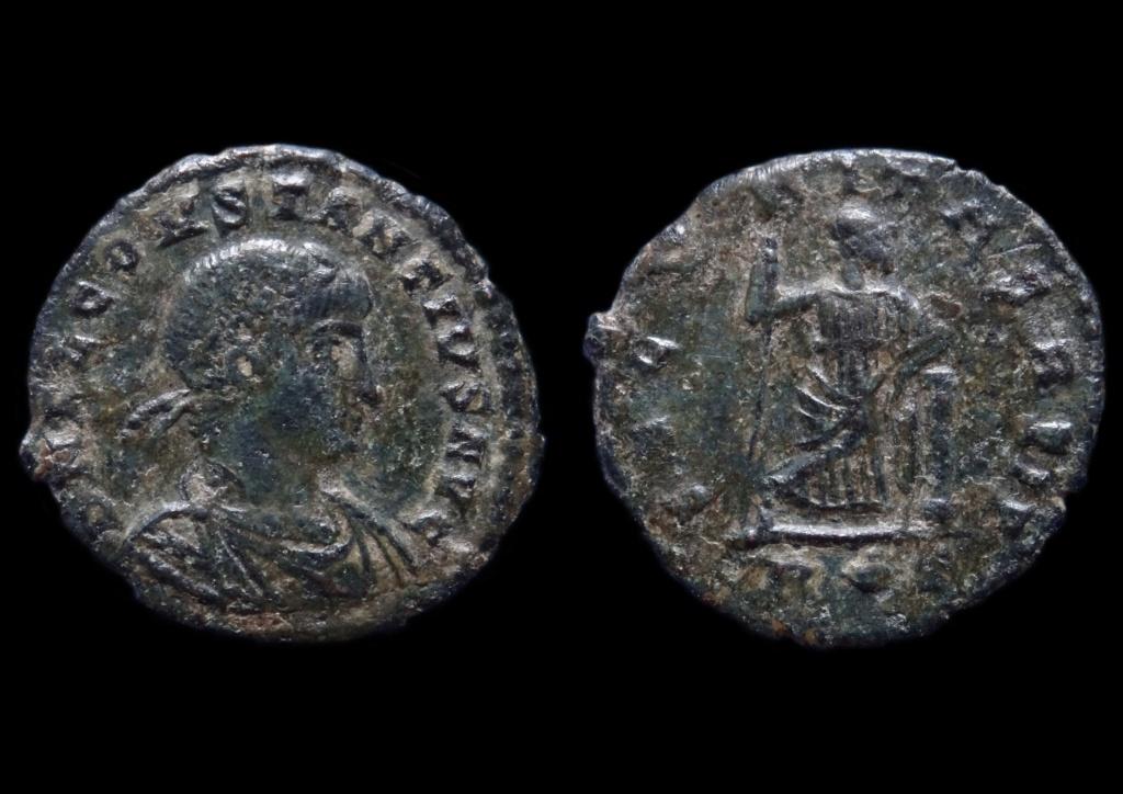 ID Constantius - Rome RIC. 15 Consta16