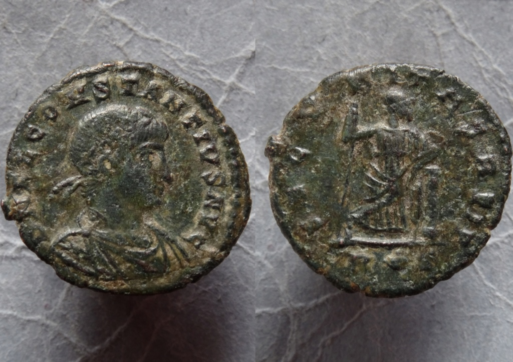 ID Constantius - Rome RIC. 15 Consta17