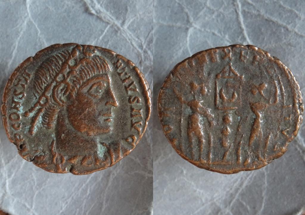 ID Constantius ii - Arles RIC. 12 Consta21