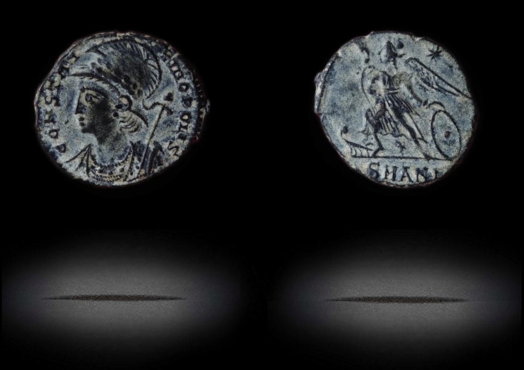 ID Constantinople - Antioche RIC. 38 Consta33