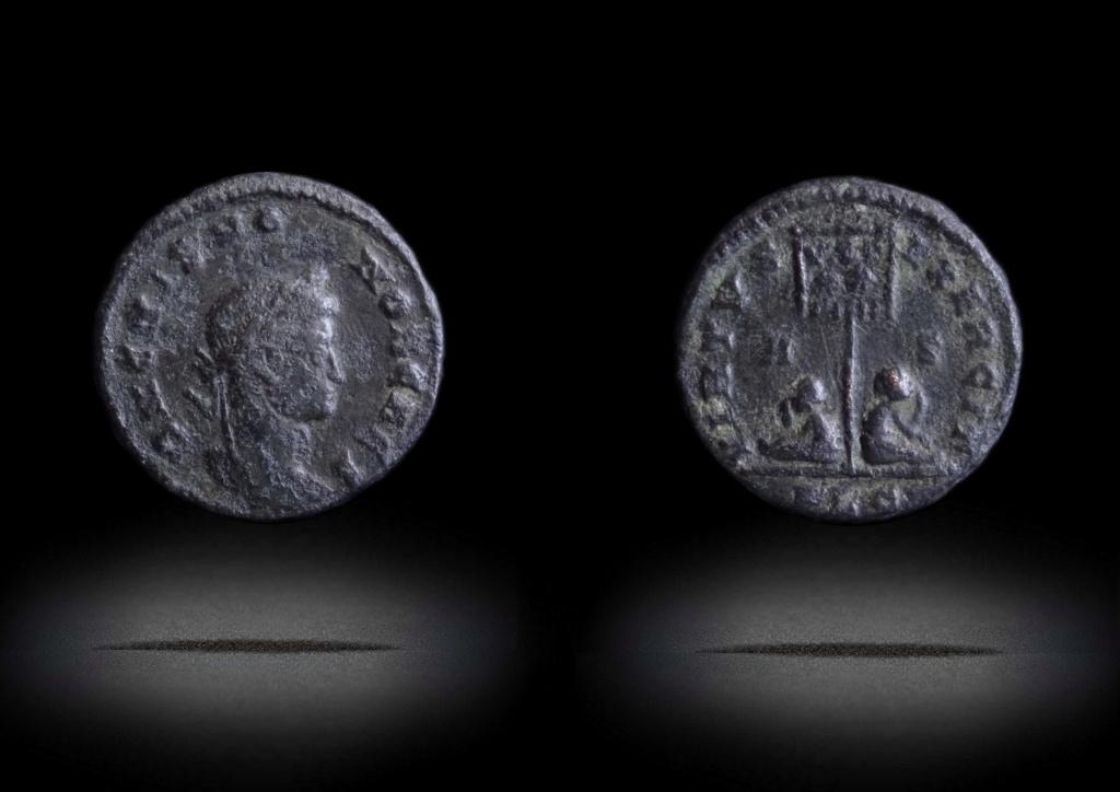 Crispus - Lyon - RIC. 108 Crispu10