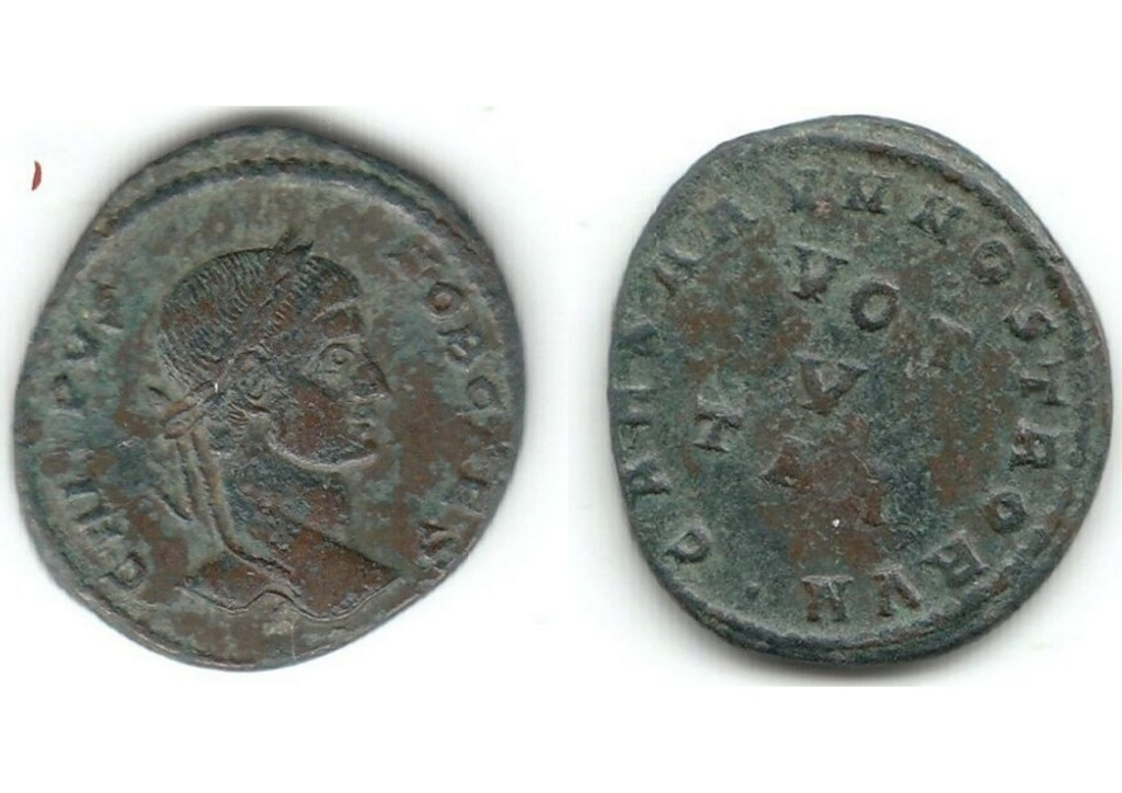 Crispus VOT / V / TAR - Ferrando II 765 Crispu11