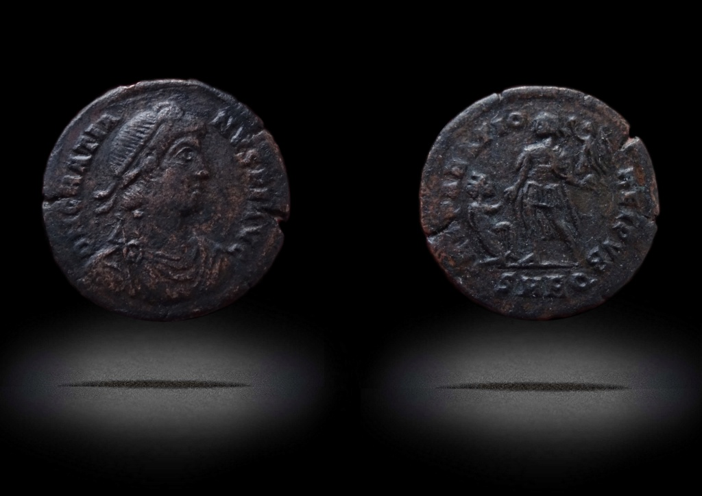 Gratien - Rome - RIC. 43 Gra10