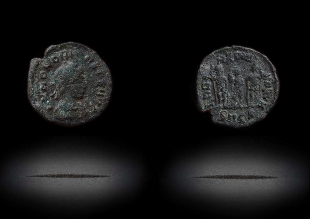 Honorius - Cyzique RIC. 149 Hono1410