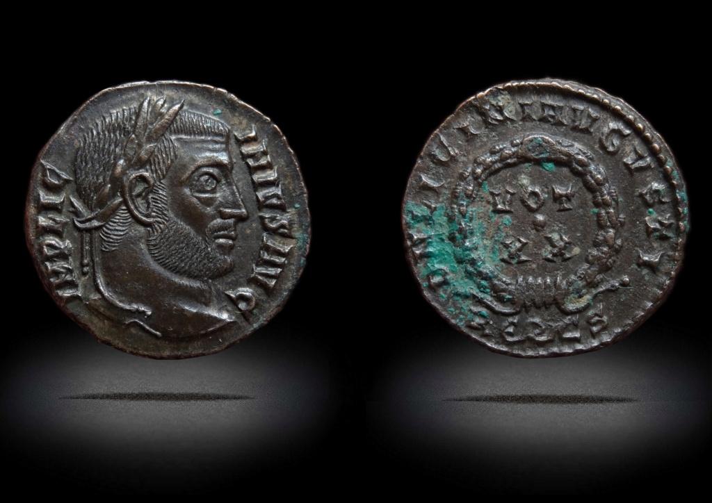 ID Licinius I - Rome - RIC. 228 var. Licini12