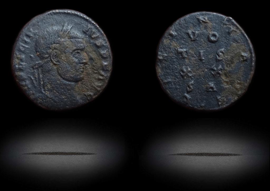 2 petites monnaies reçues cette semaine Licini13