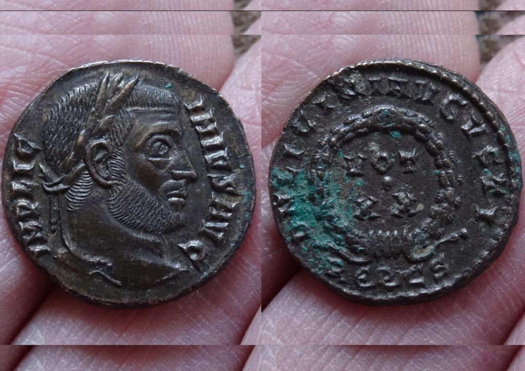 ID Licinius I - Rome - RIC. 228 var. Licnbd10