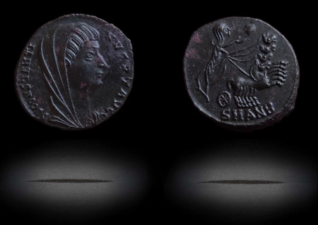 Constantin I divinisé - Suite et fin. Roma3910