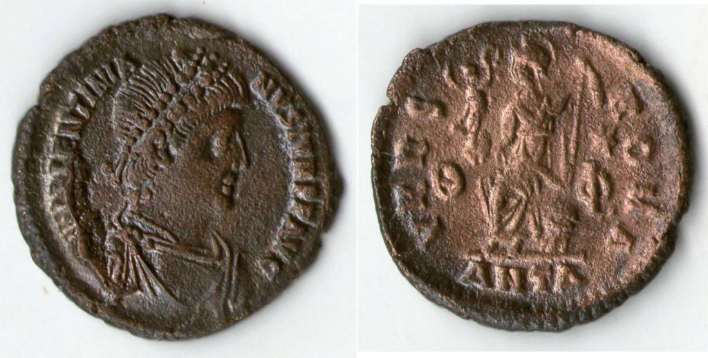 Valentinien ii - Antioche S-l16010