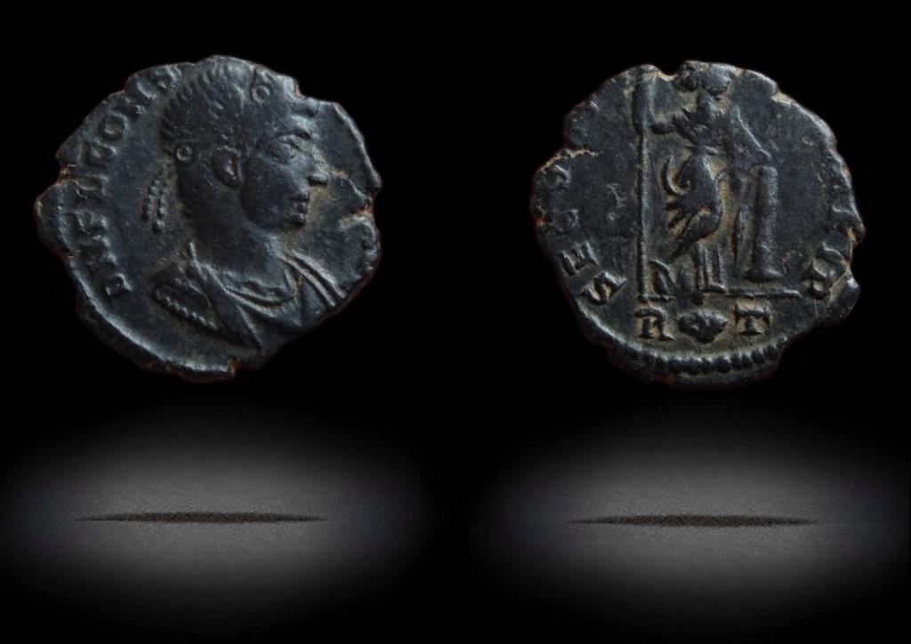 Constant - Rome - RIC. 11 Secrei10