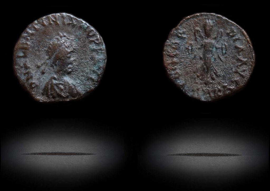 ID Valentinien III - Cyzique RIC. 438 Vava3l10