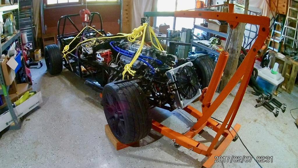 Classic R #27 Build - Final Assembly - Part 4 20170210