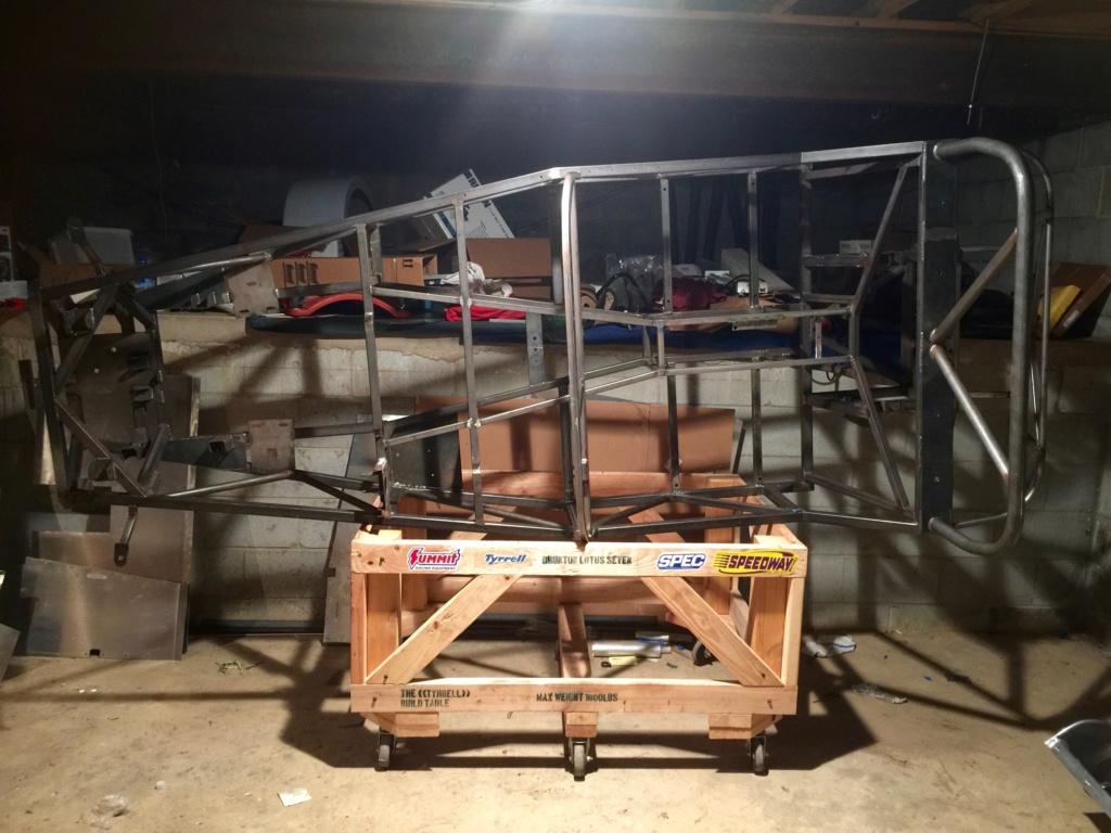 Classic R #27 Build - Frame Frame-13