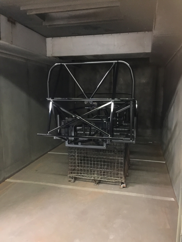 Classic R #27 Build - Frame Frame-15