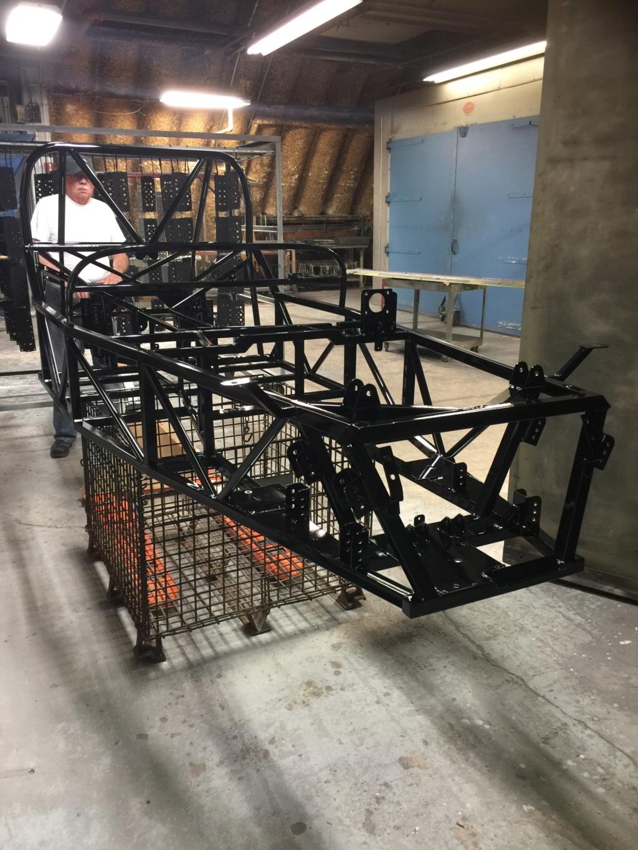 Classic R #27 Build - Frame Frame-16