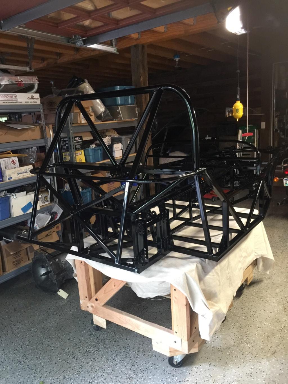 Classic R #27 Build - Frame Frame-17