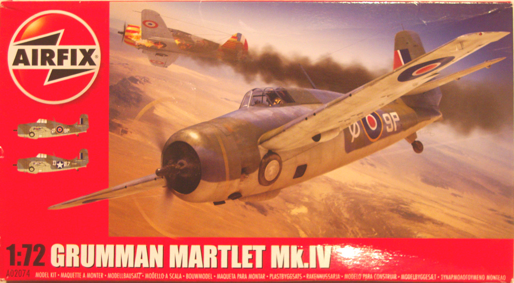 [Airfix] Martlet Mk.IV 01_gru10