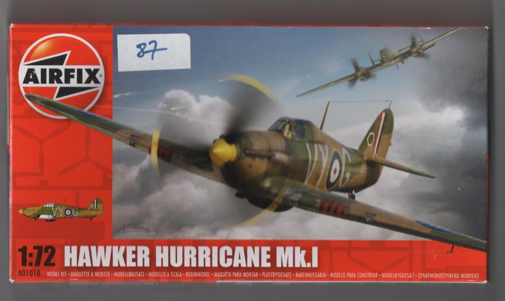 [Airfix] Hawker Hurricane Mk.I Campagne de France 01_hur10