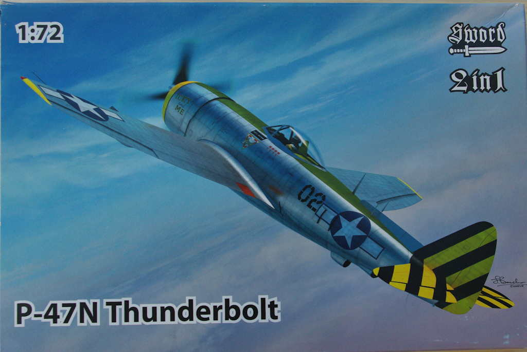 [Sword] Republic P-47N Thunderbolt 01_p-410