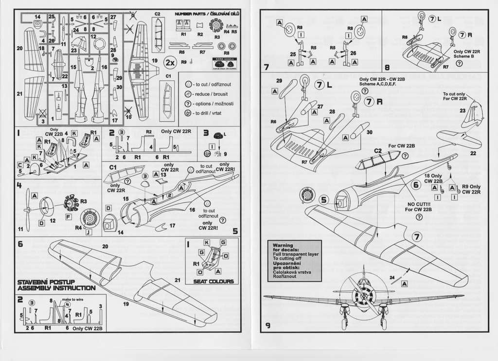 [Concours 2019 - 1] - [Kora] Curtiss Wright CW 22 B turc [FINI !!!] 03_cw-10