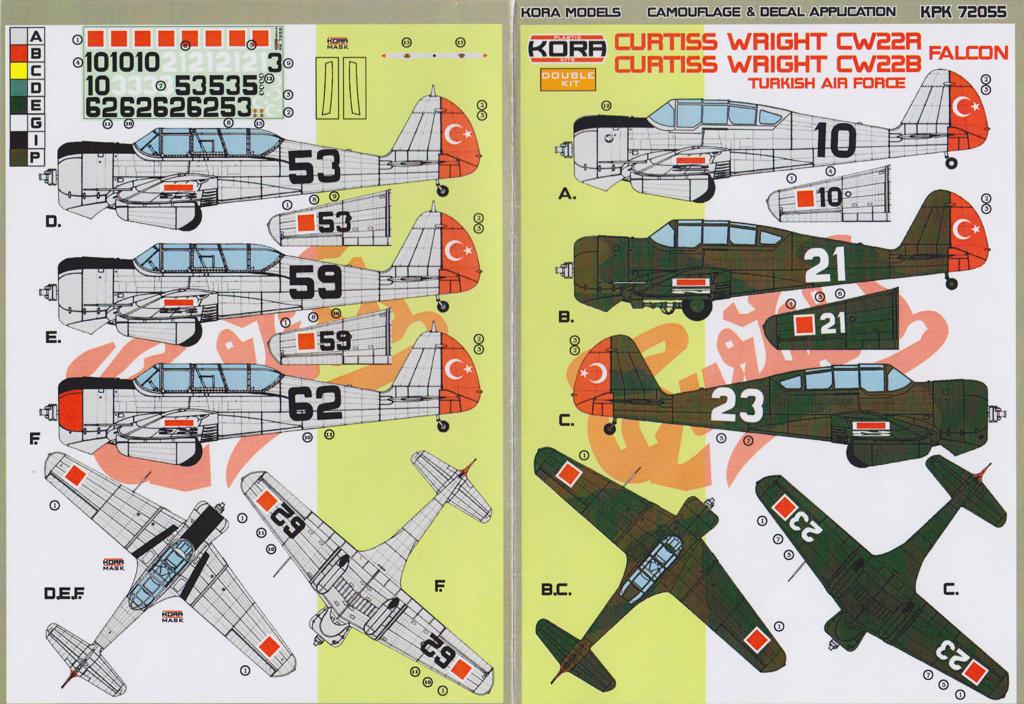 [Concours 2019 - 1] - [Kora] Curtiss Wright CW 22 B turc [FINI !!!] 04_cw_10