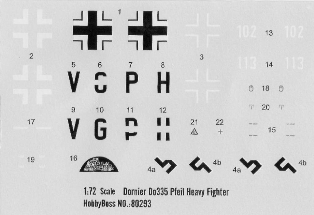 "[HobbyBoss] Dornier Do335 ""Pfeil"" [Presque fini (Presque !!!)] 04_do310"