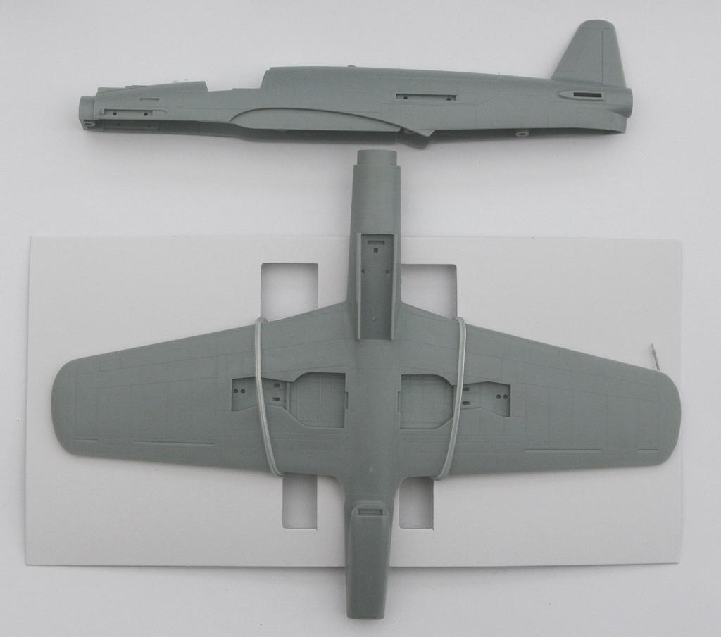 "[HobbyBoss] Dornier Do335 ""Pfeil"" [Presque fini (Presque !!!)] 05_do310"