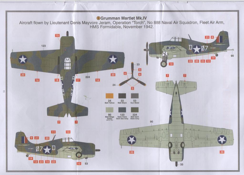 [Airfix] Martlet Mk.IV 10_gru10